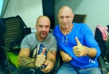 Daniel Landa a Tomáš Kympl